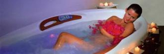Les avabntages d'une baignoire de balnéothérapie
